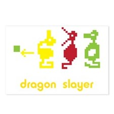 Adventure Dragon Slayer Postcards (Package of 8)