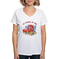 50 Shades of Red Shirt