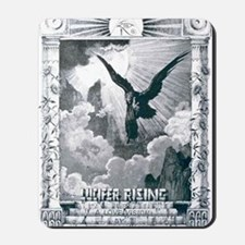 lucifer rising Mousepad