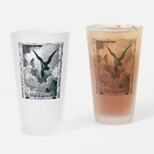 lucifer rising Drinking Glass