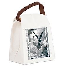 lucifer rising Canvas Lunch Bag