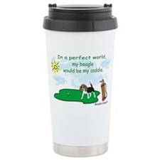 beagle Travel Coffee Mug