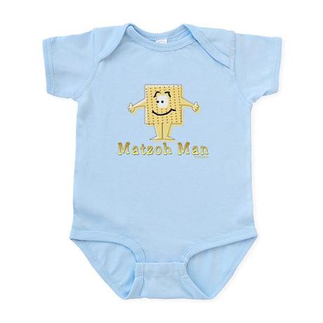 Matzoh Man Passover Infant Bodysuit