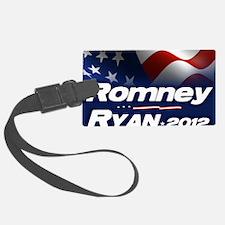 Romney Ryan 2012 Luggage Tag