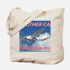 My Other Car- Cessna Tote Bag