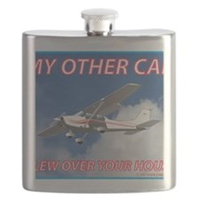 My Other Car- Cessna Flask