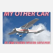 My Other Car- Cessna Postcards (Package of 8)