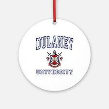 DULANEY University Ornament (Round)