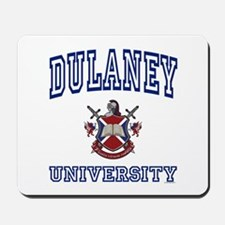 DULANEY University Mousepad