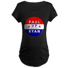 Paul Ryan VP 2012 T-Shirt