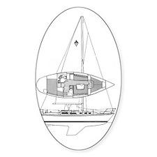 Catalina 34 Decal