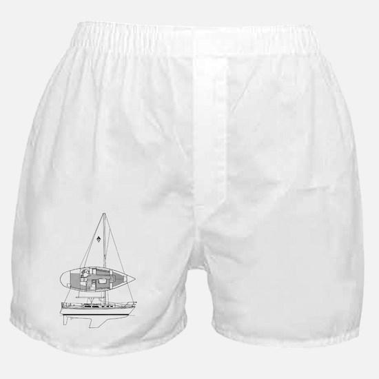 Catalina 34 Boxer Shorts