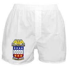 uss jonas ingram patch transparent Boxer Shorts