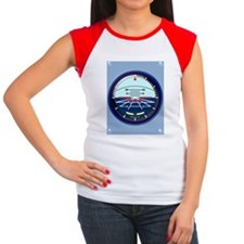 ArtHorizipadcase Women's Cap Sleeve T-Shirt