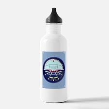 ArtHorizipad2cover Water Bottle