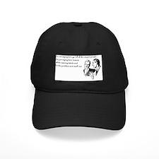 Warning Labels... Baseball Hat