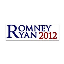 Mitt Romney Paul Ryan 2012 Car Magnet 10 x 3