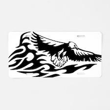 Bird_0163 Aluminum License Plate