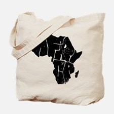 Africa Undivided Tote Bag