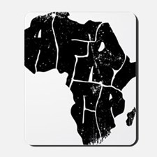 Africa Undivided Mousepad