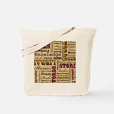 Books Books Books Tote Bag
