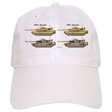 M1A1 Abrams Cutaway Baseball Cap