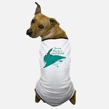 Saving Sharks Dog T-Shirt