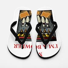 bowler Flip Flops