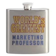 World's Greatest Marketing Professor Flask