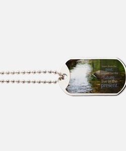 LDS Quotes- Learn from the past... Dog Tags