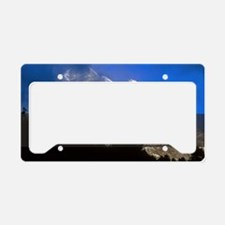LDS Quotes- This is my work a License Plate Holder