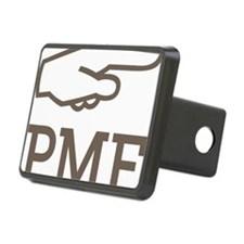 PMF - Pull My Finger Hitch Cover