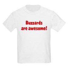 Buzzards are awesome Kids T-Shirt