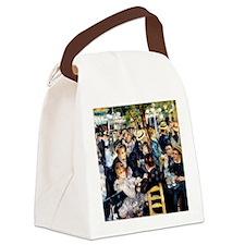 Renoir Le Moulin de la Galette Canvas Lunch Bag