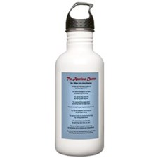 The American Charter o Water Bottle