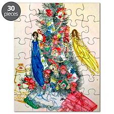 Fairy Christmas Tea Puzzle