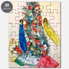 Fairy Christmas Tea Puzzle