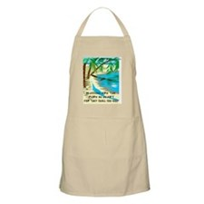 Blessed are the pure in heart Apron