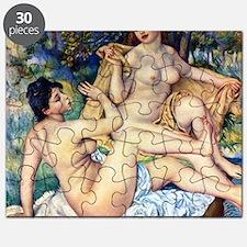 Renoir The Large Bathers Puzzle