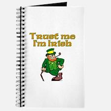 Trust Me I'm Irish Journal