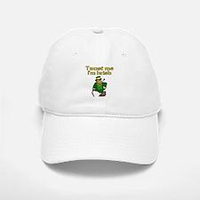 Trust Me I'm Irish Baseball Baseball Cap