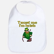 Trust Me I'm Irish Bib