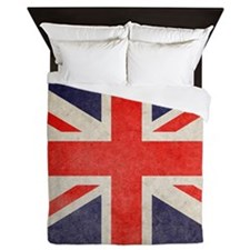 Flag Queen Duvet
