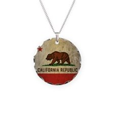 Grunge California Necklace