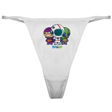 Little Heroes! Classic Thong