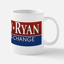 Real Hope and Change Mug