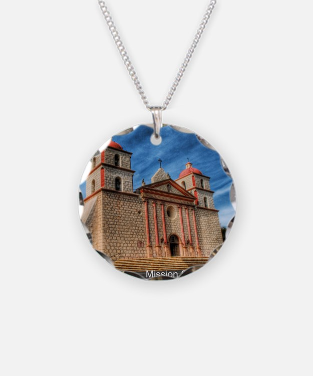 Mission Santa Barbara Necklace