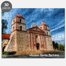 Mission Santa Barbara Puzzle
