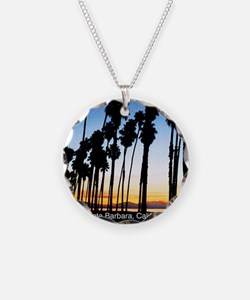 Sunset in Santa Barbara Necklace