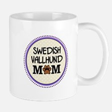 Swedish Vallhund Dog Mom Mugs